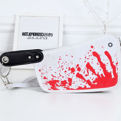 Bloody Knife Purse