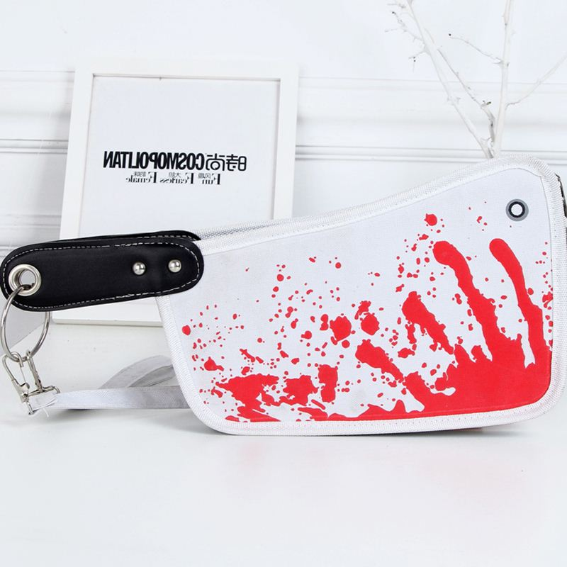 Bloody Knife Purse - Kangaroo Buddy