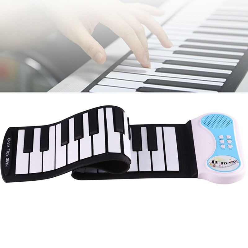 Hand Roll Portable Piano - Kangaroo Buddy