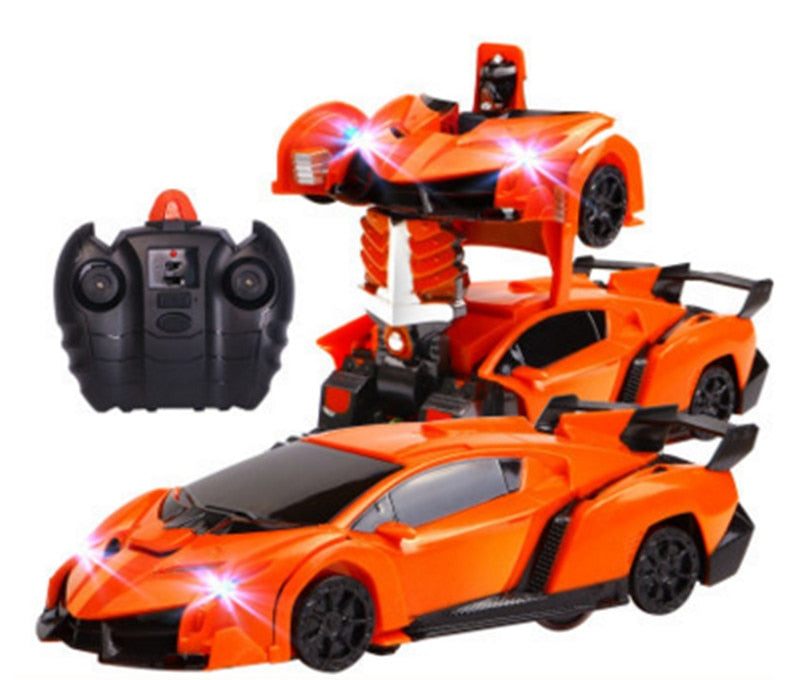 Transformer RC Car Wall Climber - Kangaroo Buddy