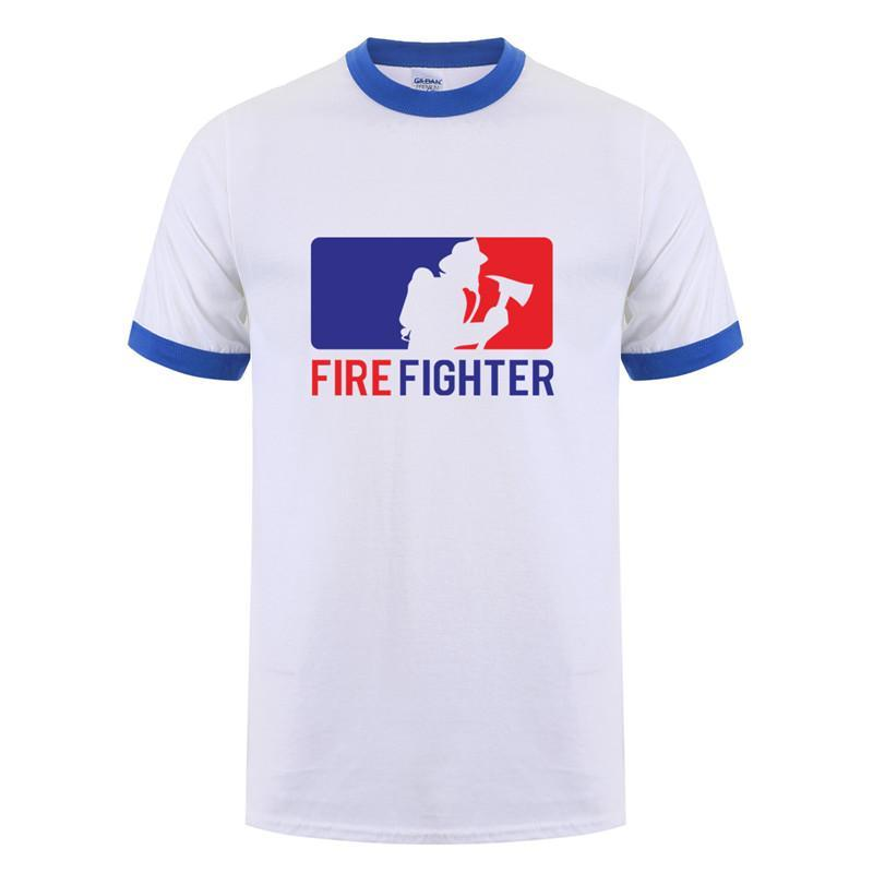 Classic Firefighter T-shirt - Kangaroo Buddy