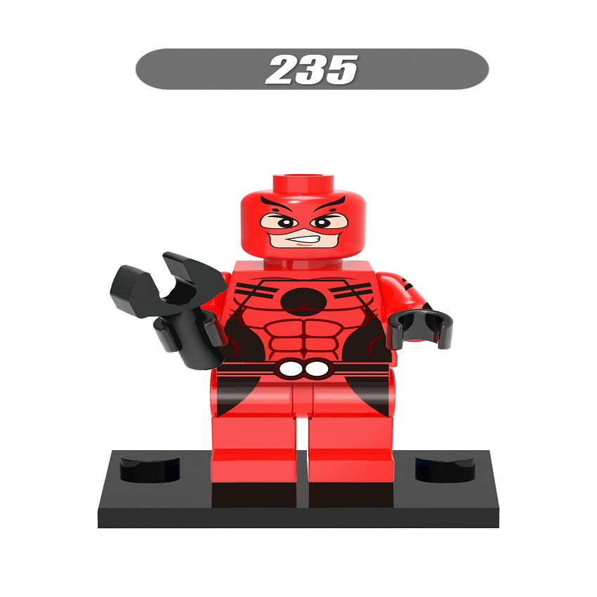 All Time Super Heroes Lego - Kangaroo Buddy