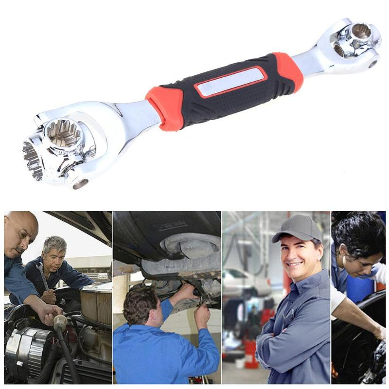 Tiger Wrench™ (48 in 1 Socket Wrench) - Kangaroo Buddy