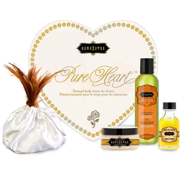 Kama Sutra Pure Heart Kit - Adult sex toys direct
