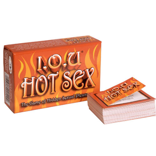 I.O.U Hot Sex Game - Adult sex toys direct