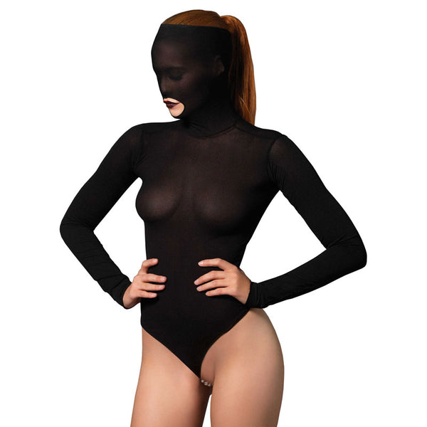Kink Masked Teddy UK 8 to 14 - Adult sex toys direct