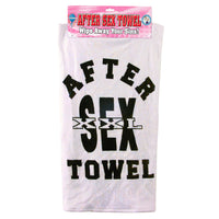 After Sex Towel Wipe Away Your Sins - Adult sex toys direct