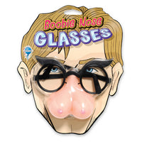 Boobie Nose Glasses - Adult sex toys direct