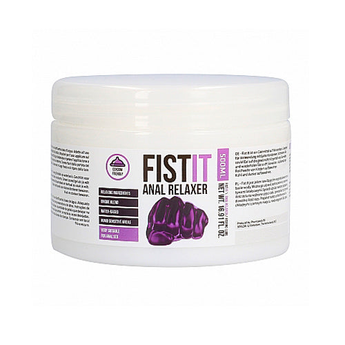 Fist It Anal Relaxer 500ml - Adult sex toys direct