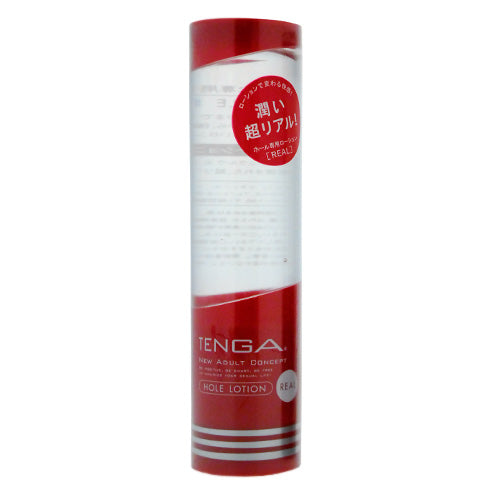 Tenga Hole Lotion REAL - Adult sex toys direct