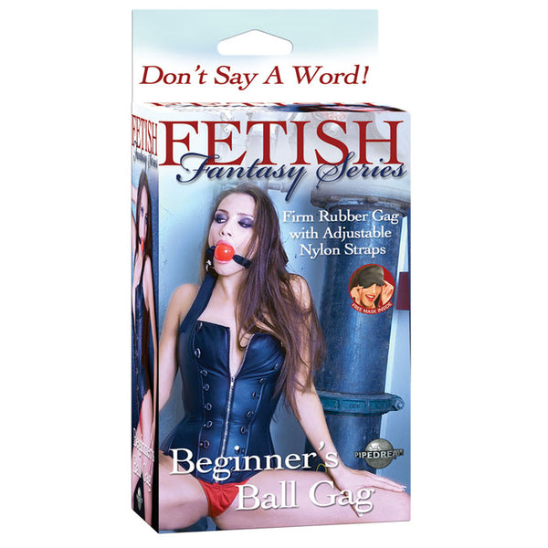 Fetish Fantasy Series Beginners Ball Gag - Adult sex toys direct