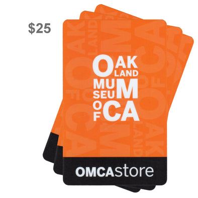 Gift Card - Oakland Museum of California Store