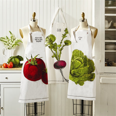Farm to Table Apron with Mason Jar - Oakland Museum of California Store