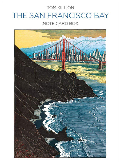 San Francisco Bay Boxed Notecards