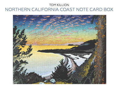 Northern California Coast Boxed Notecards