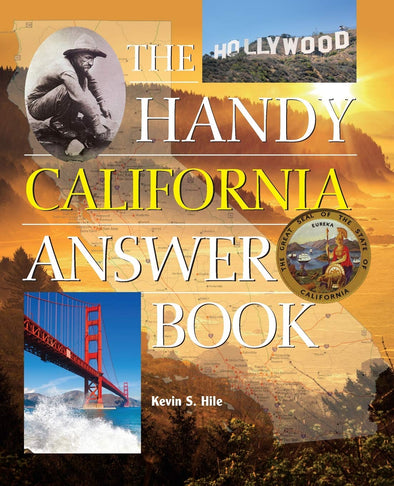 Handy California Answer Book
