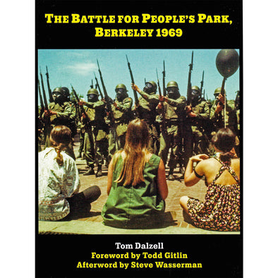 Battle for People's Park, Berkeley 1969