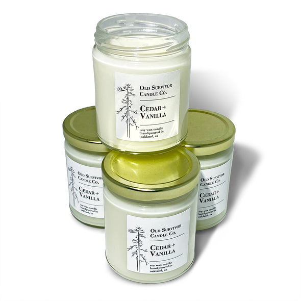 Claire Cornell Scented Soy Candles