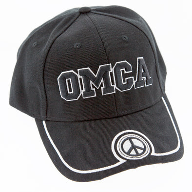OMCA Baseball Cap - Oakland Museum of California Store