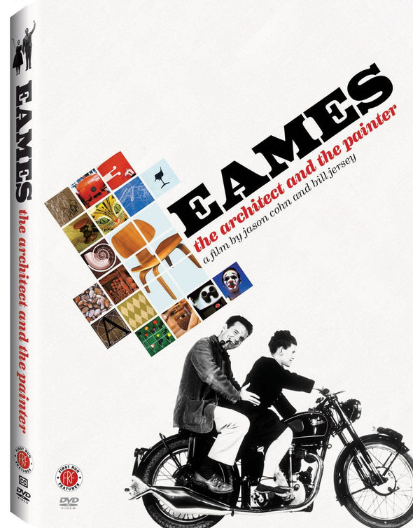 Eames: The Architect and the Painter DVD - Oakland Museum of California Store