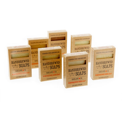 Handbrewed Beer Soaps - Oakland Museum of California Store