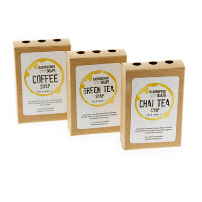 Handbrewed Coffee and Tea Soaps - Oakland Museum of California Store