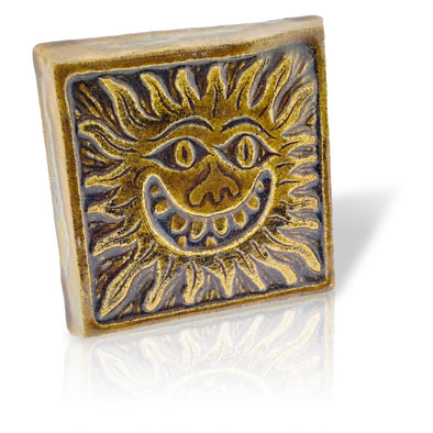 Bulwinkle Tile - Sunny - Oakland Museum of California Store