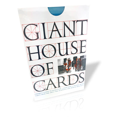 Giant House of Cards - Oakland Museum of California Store