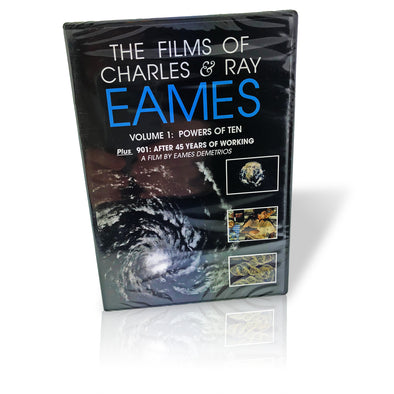The Films of Charles & Ray Eames Volume 1 DVD - Oakland Museum of California Store