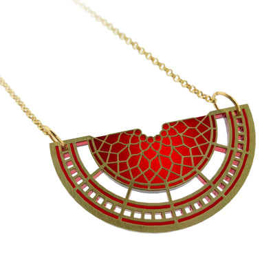 Half Past Necklace