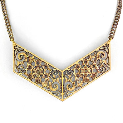Treppe Necklace