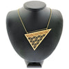 PEI Pyramid Necklace
