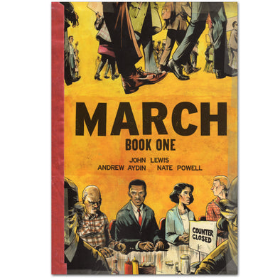 The March, Book 1