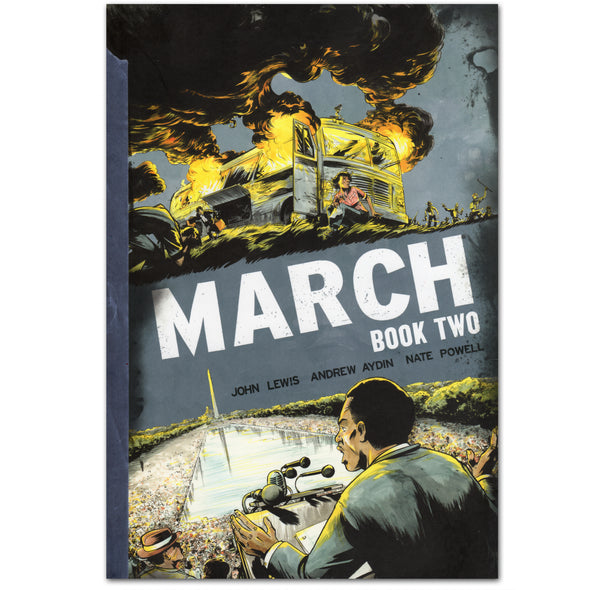 The March, Book 2