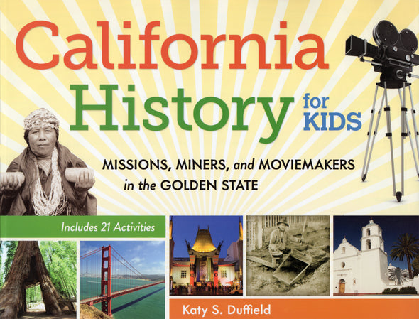 California History for Kids - Oakland Museum of California Store