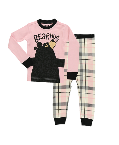 Kids Long Sleeve Pajama Set