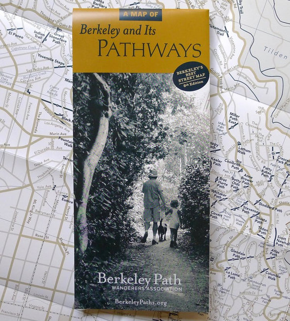 Berkeley and Its Pathways Map
