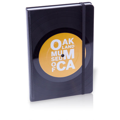 OMCA LP Record Journal - Oakland Museum of California Store