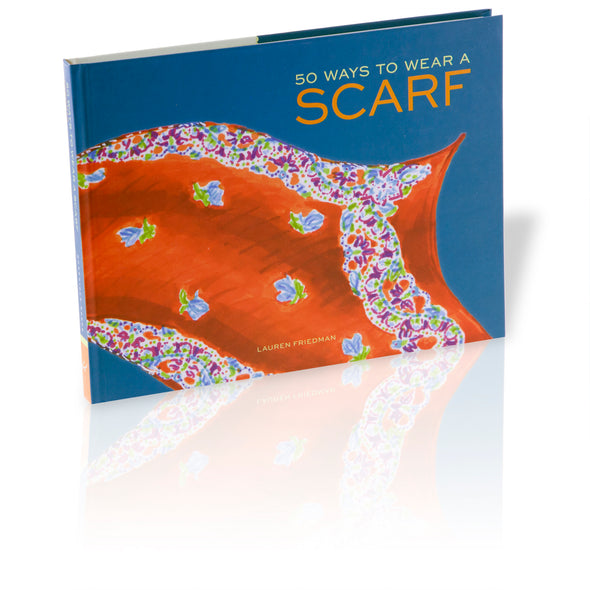 50 Ways to Wear a Scarf - Oakland Museum of California Store