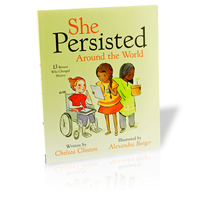 She Persisted Around the World - Oakland Museum of California Store