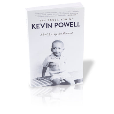 The Education of Kevin Powell: A Boy's Journey Into Manhood - Oakland Museum of California Store