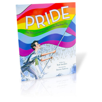 Pride: The Story of Harvey Milk and the Rainbow Flag - Oakland Museum of California Store