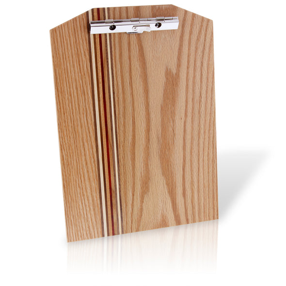 Striped Wood Clipboard - Oakland Museum of California Store