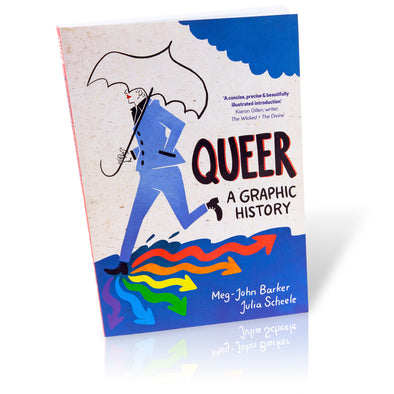 Queer: A Graphic History - Oakland Museum of California Store