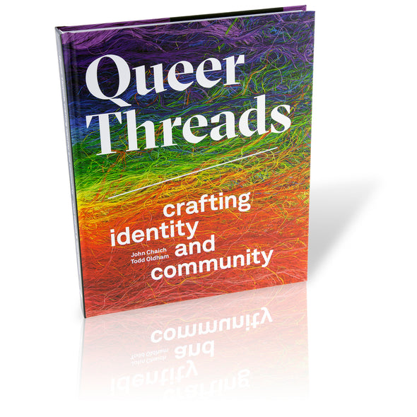Queer Threads: Crafting Identity and Community - Oakland Museum of California Store