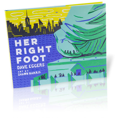 Her Right Foot - Oakland Museum of California Store