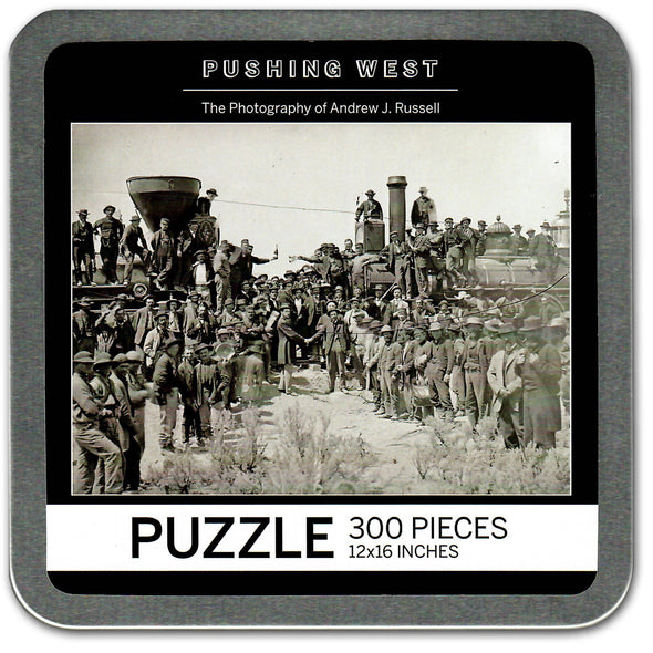 Pushing West Puzzle