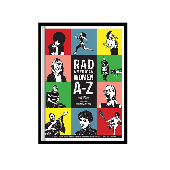RAD American Women A-Z - Oakland Museum of California Store