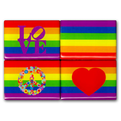 Pride Flag Magnets