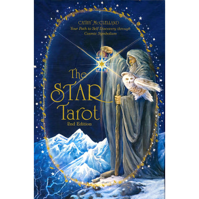 Star Tarot Deck by Cathy McClelland